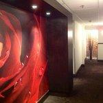 couloir de l'hotel 3eme étage