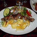 Pork Souvlaki