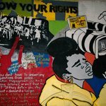 Harlem wall painting: photo says a lot, read the details