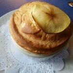 Soufflé Calvados ou Grand Marnier