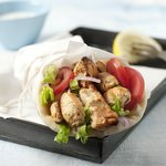 Chicken Wrap in Pita