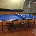 Tennis table at KSL