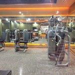 Gym or fitness room at KSL