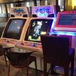 Game machine at KSL