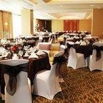Wedding Reception in the Ballroom