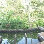Panorama of our porch