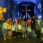 A visit to the Salt Mine Cathedral