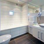 Bathroom in One Bedroom Suites