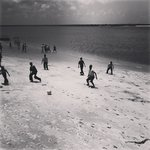 Football match/ Shela Beach-Peponi Hotel / J.Cacharro