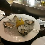 Oysters at Monastrell