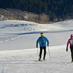 Haymaker Nordic skiing - 233 acres of groomed bliss
