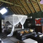One of the suites at Chitwa Chitwa