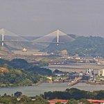 Panama Canal: Miraflores, Pedro Migel locks, Centennial Bridge
