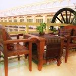 Balcony for VIP room