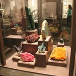 Minerals and Gem Display