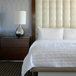 Classic Guestroom with ultra chic decor.
