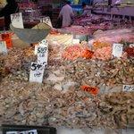 Fisch Geschäft