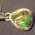 Handmaid Mexican Fire Opal from Casanova Fine Jewelry