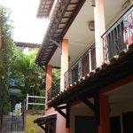 Balcón de los duplex 1º piso
