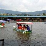 Floating Market Canoe