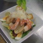 Prawn Seafood Salad