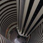 Lobby from 22th floor