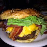 Coronary Bypass...AWESOME!!! Best burger I have ever had, PERIOD!!!