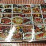 Fotos del menu