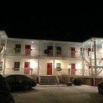 Inn at night