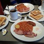 Special breakfast £4.50