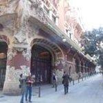Palazzo della musica, l'ala storica