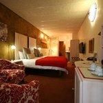 Room 9, the Chrystal room