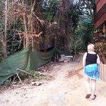 Zugang zu unserer Unterkunft