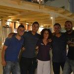 Alex, Stamatis, Antonia, Vasilis & Spiros...!!!!