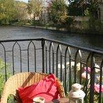 The river balcony
