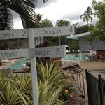 QT Port Douglas is amazing resort and have a delicious buffet here. Specially thanks for a chef