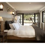 The Strand bedroom