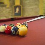 Billiard Room - Sala Biliardo