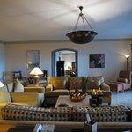 Royal Suite Sitting Room