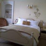 Moatville King sized double bedroom