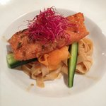 Asian spiced Salmon, Super yummy