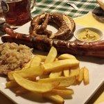 Un buon piattino bavarese