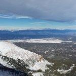 At 12,800 ft