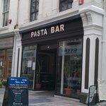 Barbican Pasta Bar, Plymouth.