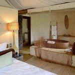 Bath & Shower Area