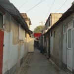 Alley to Hotel