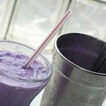Foto van Purple Cow