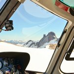 Flying High over the Juneau Icefield