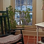 Enjoy one of the many reading nooks through the Inn.