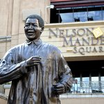 Nelson Mandela Square nearby